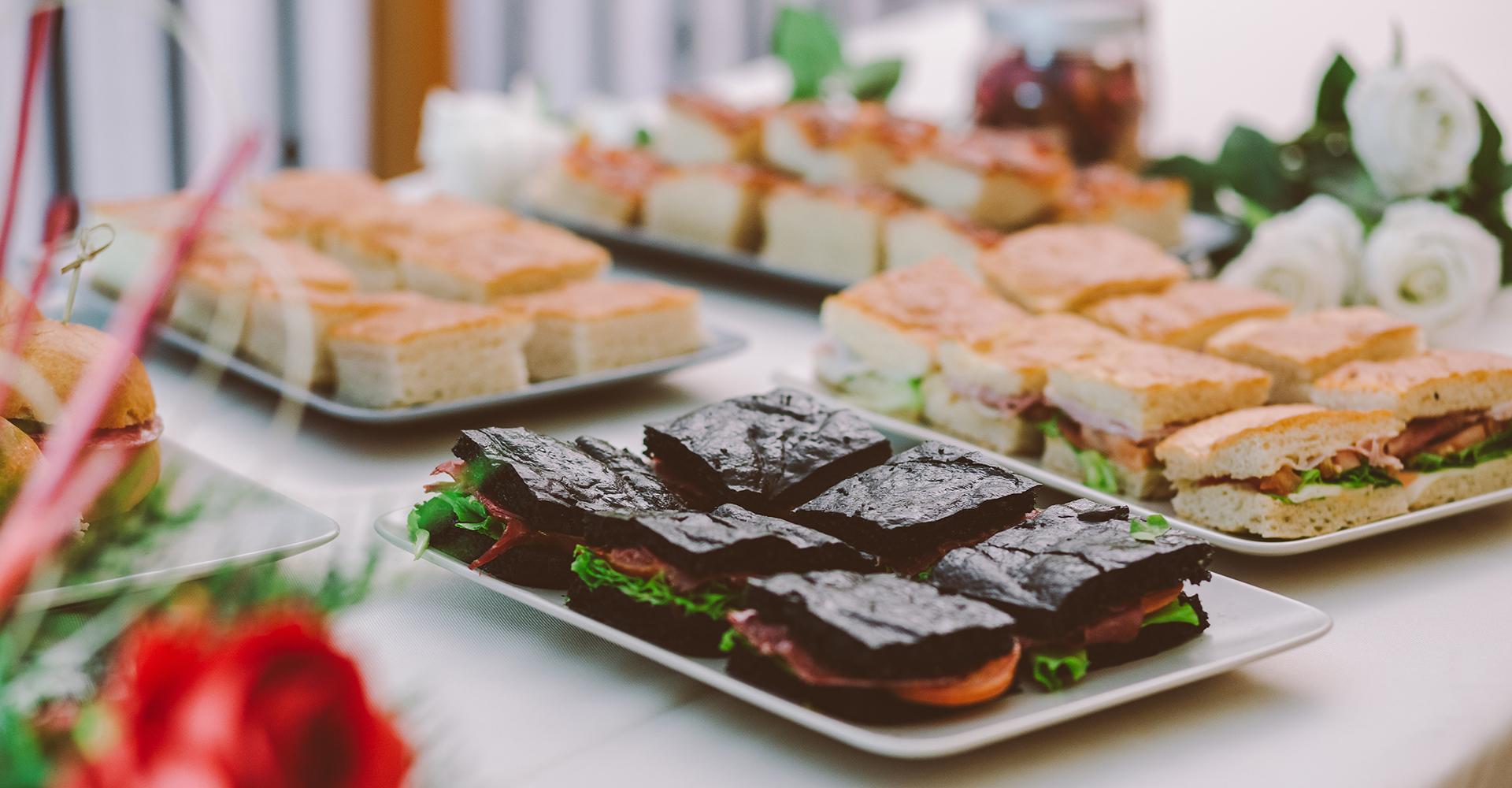 Catering e rinfreschi