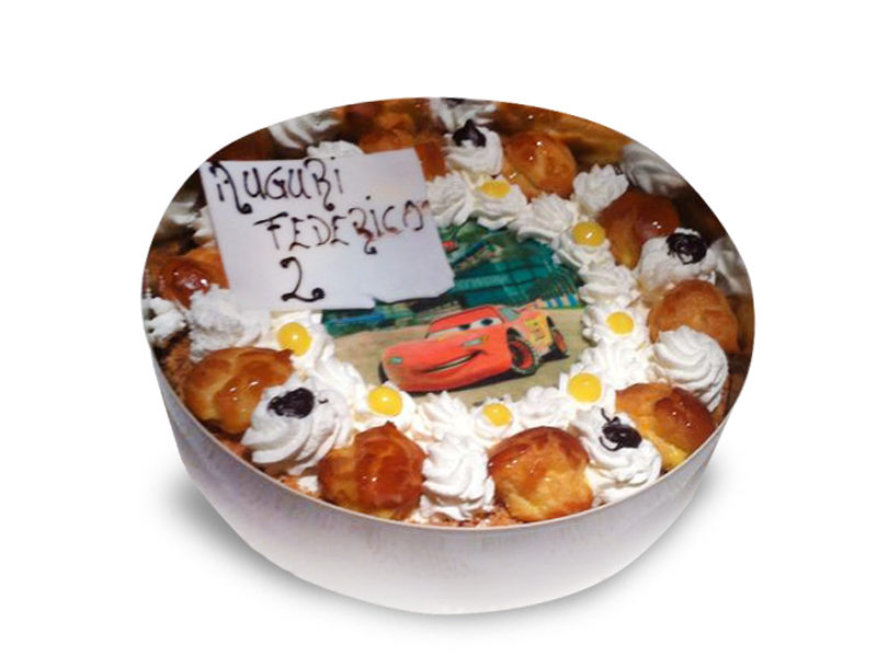 Torta Cars cake design Varese Castronno