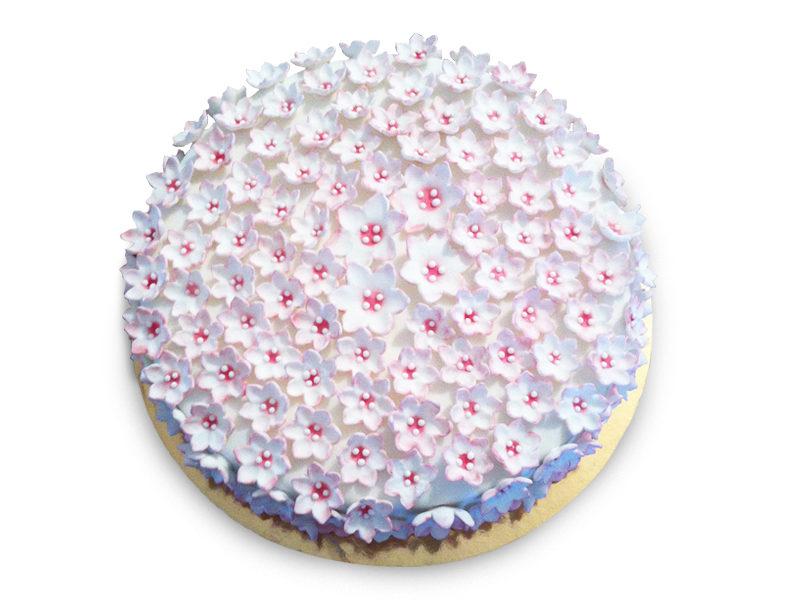 Torta fiori cake design Varese Castronno