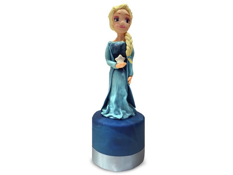 Elsa torta frozen Varese Castronno