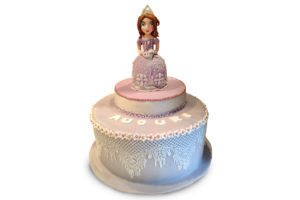 Torta principessa cake design Varese Castronno