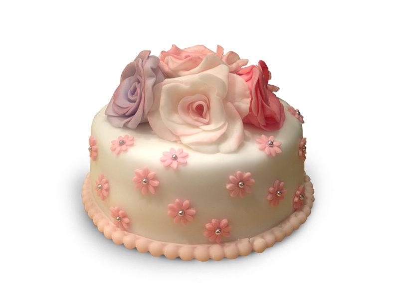 Torta rose cake design Varese Castronno