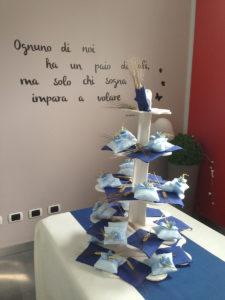 Catering pasticceria per battesimo Varese Castronno