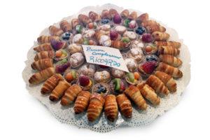Torta pasticcini Varese Castronno